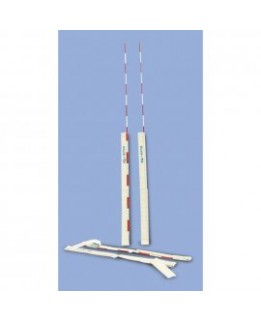 Antennehoes met volledige klittenband